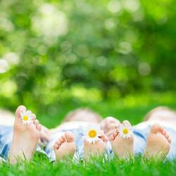 A lábunk is szabadságra megy!